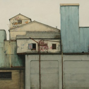 "Art Hounds features Rod Massey's ""Unmade City"""
