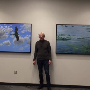 Carl Oltvedt Completes Commission for Securian in St. Paul