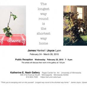 Joyce Lyon's Upcoming Exhibition at the Nash Gallery