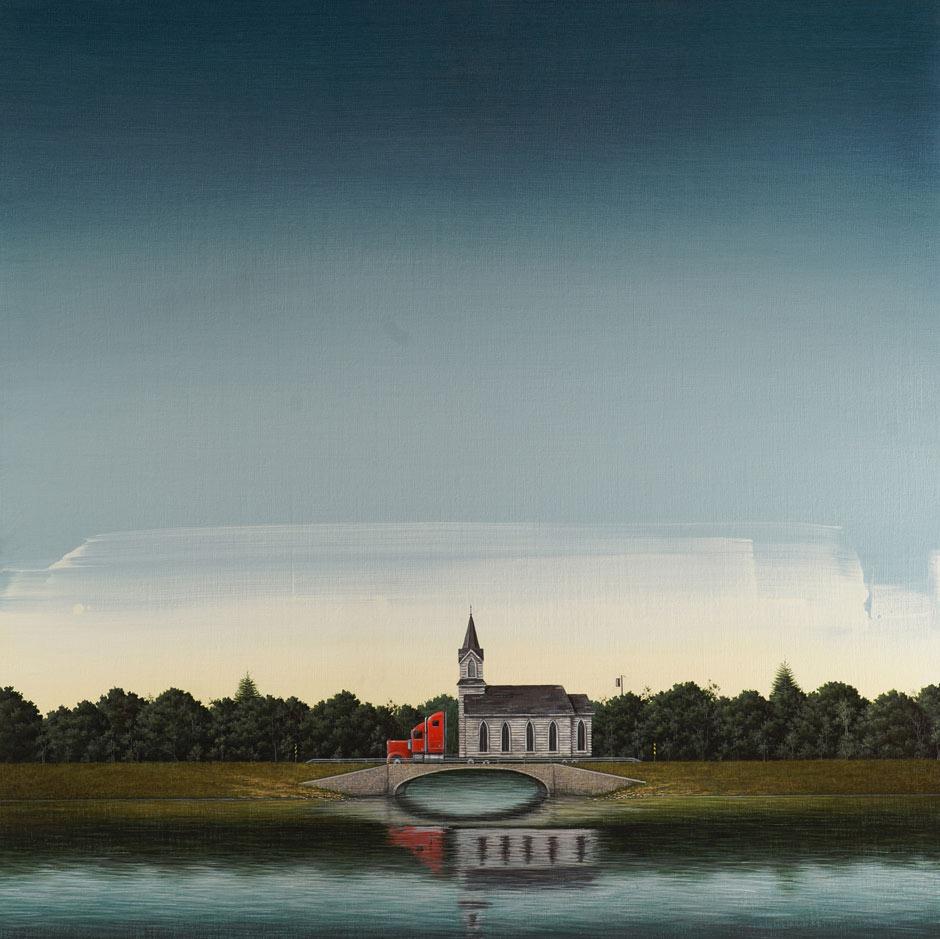 "Spotlight: ""Artists Michael Paul and Dan Bruggeman chart 'New Directions' at Groveland Gallery"""